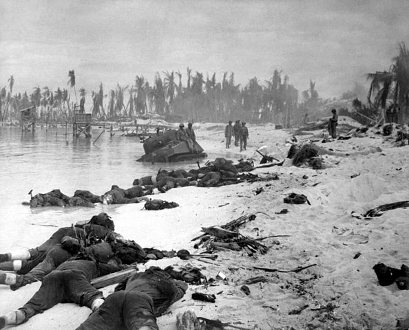 casualties in WWII