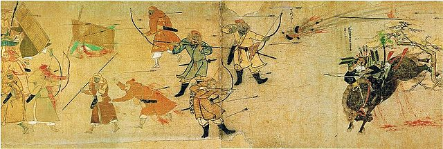 Mongol Invasion of Japan