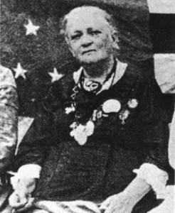 Cornelia Hancock, ca. 1903