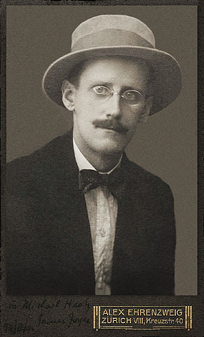 James Joyce graphic biography