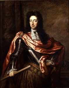 William of Orange (aka William III)