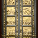 Ghiberti's doors By Ricardo André Frantz (User:Tetraktys) - taken by Ricardo André Frantz, CC BY-SA 3.0, https://commons.wikimedia.org/w/index.php?curid=2292619