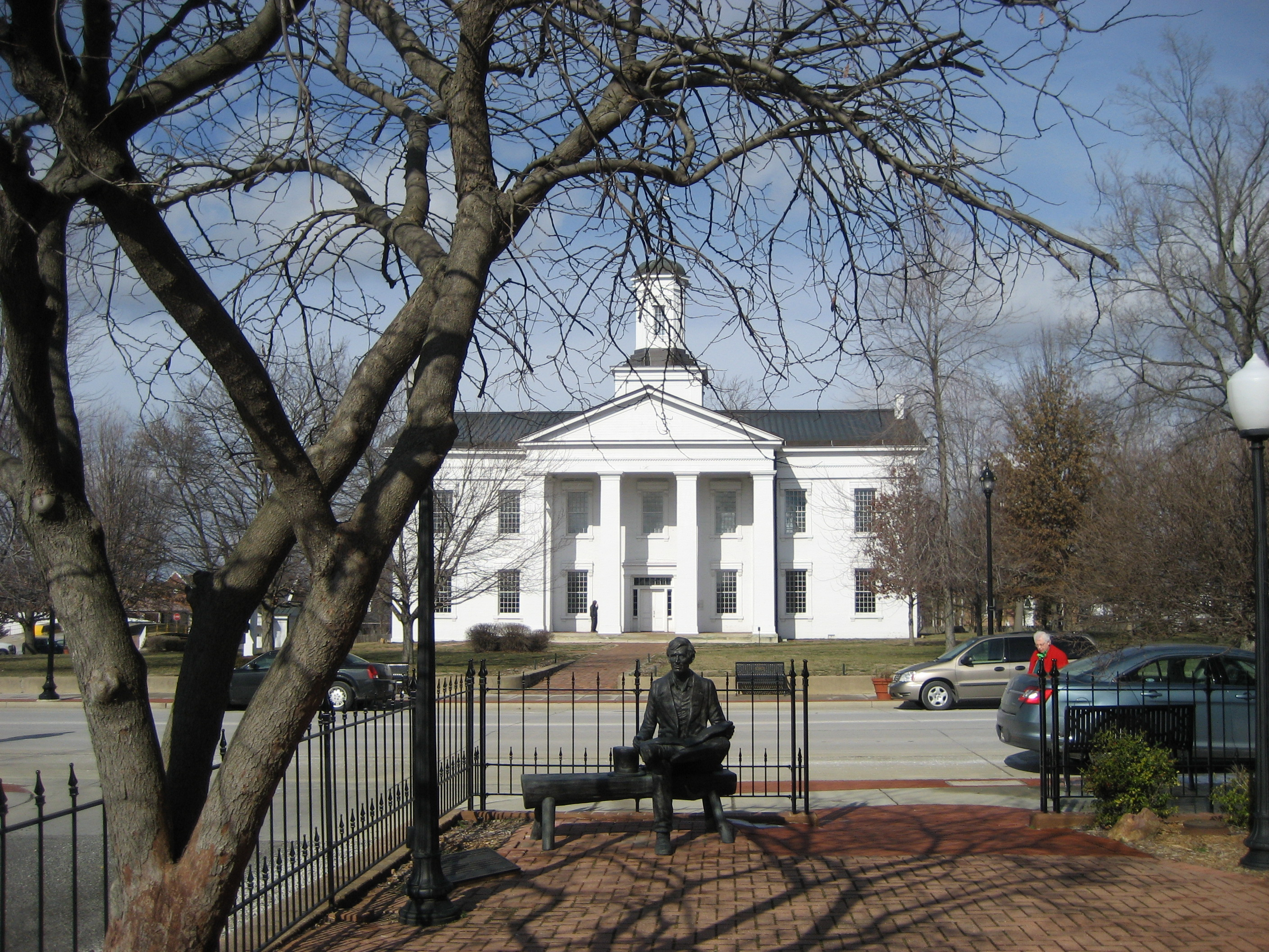 Road Trip Through History The Vandalia Statehouse State